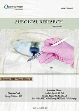 laparoscopic Gastrectomy - Openventio Publishers